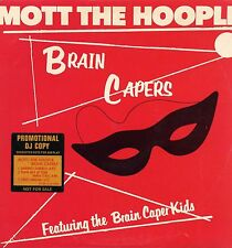 "MOTT THE HOOPLE ""BRAIN CAPERS"" ORIG US 1972 W/LBL PROMO"