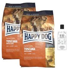 2x12,5kg Happy Dog TOSCANA Hundefutter + 250ml ONE WISH Hundeshampoo *TOP PREIS*