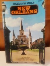 New Orleans by Carolyn Kolb (1972, Paperback) LOUISIANA'S Fantastic City