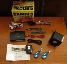 New listing Hitech Mobile Security/Vehicle Security System Model:Ht-455 - New