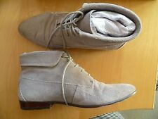 The Horse Australian Designer Shoes! Womens 39 Euro Ivy Grey suede