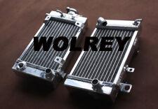 Aluminum radiator for HONDA XL650 XL650VY TRANSALP