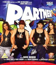Partner (Hindi Blu-ray) (2007) (English Subtitles) (Brand New Original Blu-ray)