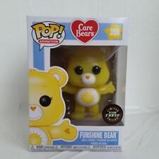 New LE Chase Glow-in-the-dark Pop! Funko Funshine Bear Care Bears Figure #356