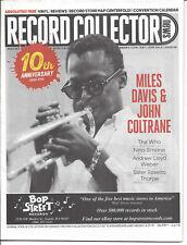 Record Collector News music mag May 2018 Miles Davis & Coltrane, Nina Simone