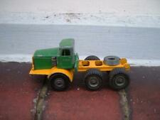 BUDGIE TOYS #318 - EUCLID MAMMOTH TRUCK - NO TRAILER - IN USED -