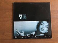SADE DIAMOND LIFE PORTRAIT 1985 PITMAN PRESSING VG+/EXCELLENT