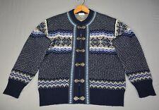 WilliSmith Collection - 100% Shetland Wool - Cardigan - Size M*