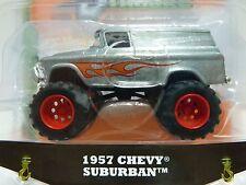 "Jada Just Trucks ""1957 CHEVY SUBURBAN"" 1:64 Diecast Truck"