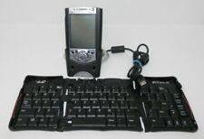 Compaq iPaq 3765 Pocket Pc Bundle For Parts Repair - Dock Cradle Keyboard