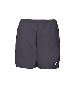 Men's Prince Panel Shorts in Charcoal
