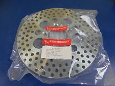 "NEW 10"" FRONT DISC BRAKE ROTOR HARLEY FX 1978-83 XL 1977-83.  44137-77"