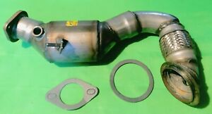 2007-2010 BMW E90 335i 335xi 135i N54 Engine Catalytic Converter Cylinders 4-6