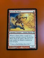Norin the Wary FOIL Time Spiral NM Red Rare MAGIC THE GATHERING CARD ABUGames