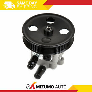 Power Steering Pump 21-5372 Fit 04-12 Mitsubishi Galant Eclipse 2.4L MN101061