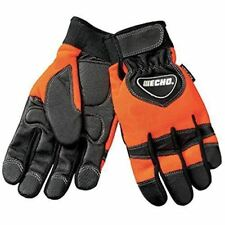 99988801602 New OEM Echo X-Large Chainsaw Kevlar Reinforced Protective Gloves