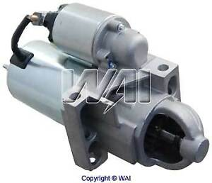 STARTER(6449)FITS FORD, CADILLAC, CHEVROLET AND GMC