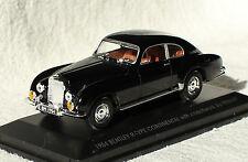 Bentley Type R schwarz 1954 1:43 Yat Ming Modellauto