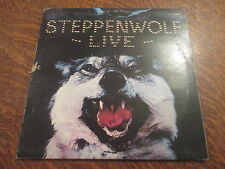RARE album 2 33 tours STEPPENWOLF live
