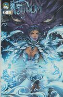 Aspen  #1 Michael Turner's Fathom  Cover B July 2005 (Comic: Fathom)  2005