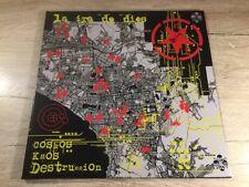 LP La Ira De Dios – Cosmos Kaos Destruccion VINYL GERMAN FOC 2008