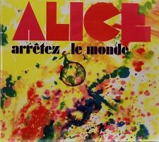 Alice-Arretez le monde (FRA 1972) package numérique Edition CD