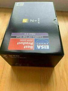 Nikon Z6 24.5MP Digital Camera - Black Kit with NIKKOR Z 24-70mm F/4 S Zoom Lens