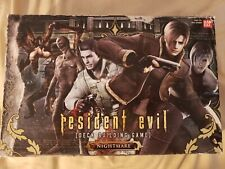 RESIDENT EVIL DECK BUILDING GAME NIGHTMARE EXPANSION, CARD GAME, DBG, IN BOX