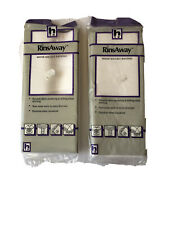 Htc 5400 Rinsaway Water Soluble Backing, 36x45 New 2 In lot