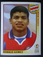 Panini Sticker 240 Ronald Gomez Costa Rica WM 2002 Korea Japan