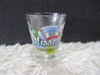 "Missouri The Show Me State 2.25"" Shot Glass, Collectible Home Decor, Barware"