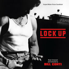 Lock Up - Complete Score - Limited 1500 - Bill Conti