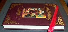 SIGNED LITHO+BOOK: UNCLE SCROOGE McDUCK HIS LIFE & TIMES, HC, Carl Barks, DISNEY