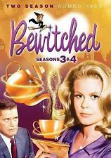 BEWITCHED SEASONS 3 & 4  DVD two season combo pack