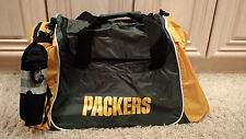 NFL Green Bay Packers Tote Duffle Gym Athletic Bag, 100% Nylon (79)