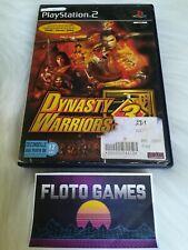 Jeu Dynasty Warriors 3 pour Sony Playstation 2 PS2 en Boite - Floto Games