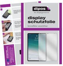 2x Apple iPad Pro 11 Zoll (2018) Schutzfolie klar Displayschutzfolie Folie