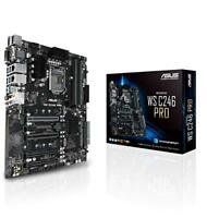 Asus WS C246 PRO Workstation Motherboard - Intel Chipset - Socket H4 LGA-1151