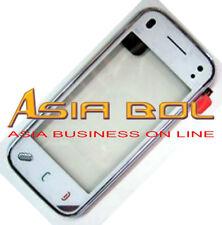 Touch Screen Digitizer Glass Lens&Frame For Nokia N97 Mini White