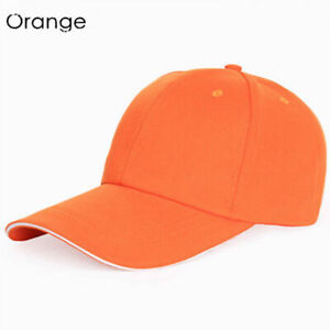 2020 Men Women New Black Baseball Cap Snapback Hat Hip-Hop Adjustable Bboy Caps