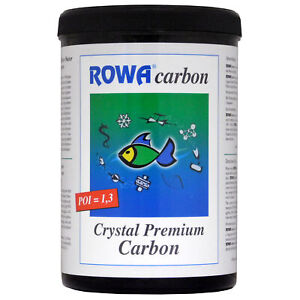 D-D ROWA CARBON 450g 1000ml ROWACARBON + FILTER BAG MEDIA AQUARIUM FISH TANK