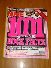 NME 2004 SEP 18 KURT COBAIN WHITE STRIPES STROKES OASIS