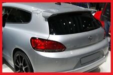 VW SCIROCCO mk III 2008 - 2014 before facelifting - ROOF SPOILER +++NEW+++NEW+++
