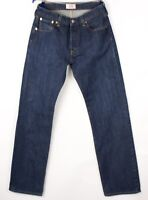 Levi's Strauss & Co Hommes 501 Jeans Jambe Droite Taille W30 L32 BCZ613