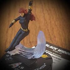 BLACK WIDOW  Avengers Defenders War Heroclix UNCOMMON #026