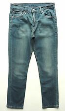 Levi's nwot $69.50 Mens 511 Slim Fit Pumped Up Light Wash Stretch Jeans 32 x 32