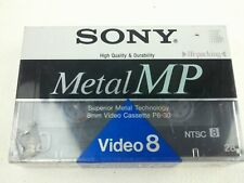Sony Metal MP 8mm Video Cassette P6-30