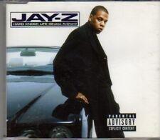 (CF223) Jay-Z, Hard Knock Life - 1998 DJ CD