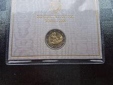 coffret officiel 2 euro commémorative Vatican 2006
