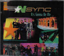 N Sync- Its Gonna Be Me cd maxi single